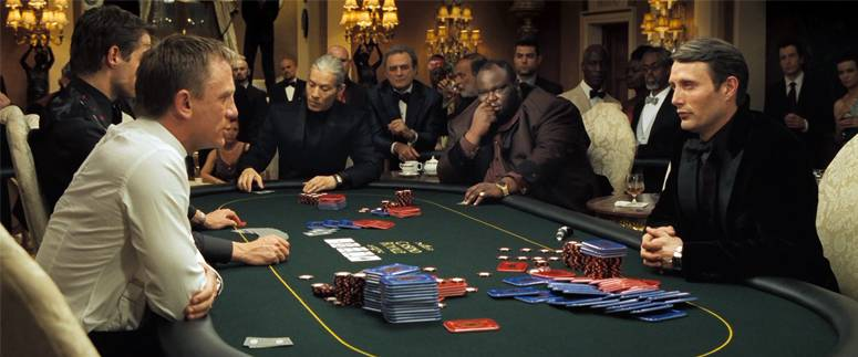 James bond and casino puerto rico gambling laws