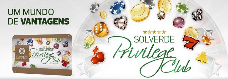 Privilege Club Solverde Casino Online